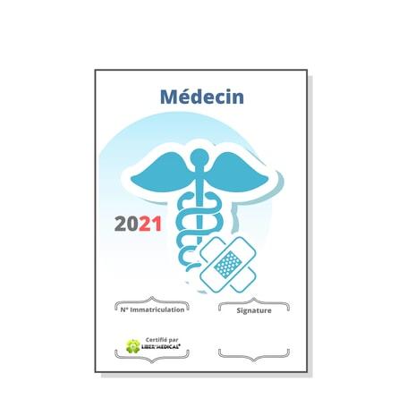 Caducée 2021 Médecin