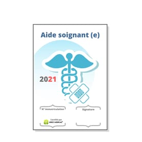 Caducée 2021 Aide soignant