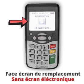 Remplacement Écran - vital act 3s  - 1