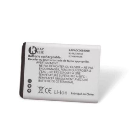 Batterie ES KAP AD - KAPELSE Lecteur carte vitale kapelse - 1