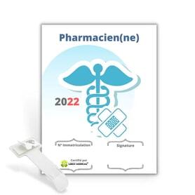 Caducée Pharmacien 2022