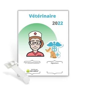 Caducée 2022 Vétérinaire  - 1