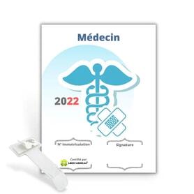 Caducée Médecin 2022  - 1