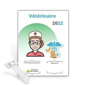 Caducée Vétérinaire 2022